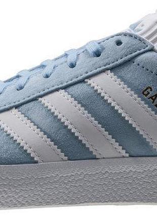 Жіночі, obuwie damskie кросівки Adidas Gazelle Light Blue