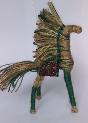 """Игрушка обереговая """"Солнечный конь"""""""