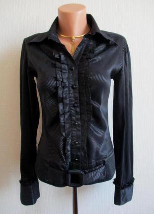 Блуза в вертикальную полоску lovely collection