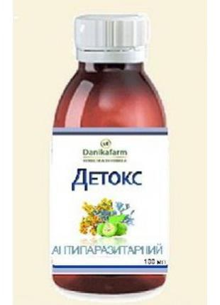 БАЖ Детокс - Антипаразитарный
