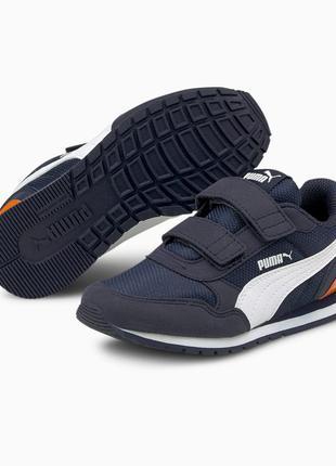 Детские кроссовки puma st runner v2, 100% оригинал