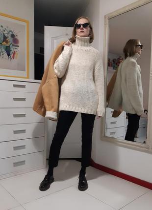 Мега свитер