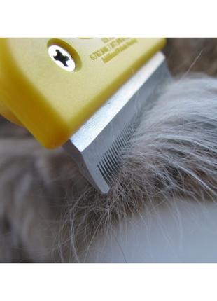 Расческа, Фурминатор (щетка для удаления подшерстка и шерсти)