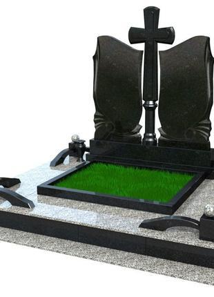 Установка гранитных памятников на могилу!