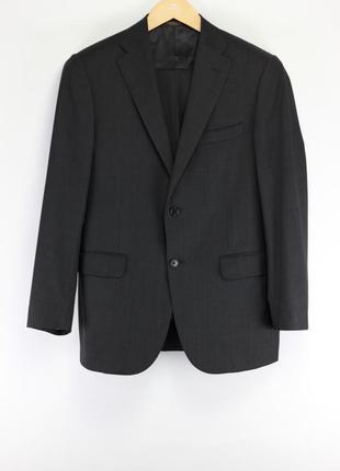 Классический костюм делового стиля zegna canali zilli cortigiani
