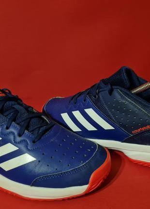 Adidas court stabil 39. 25см по стельке кроссовки волейбол, га...