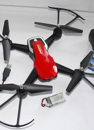 Квадрокоптер FQ777-FQ40 с камерой WiFi, автовозвратом и высотой