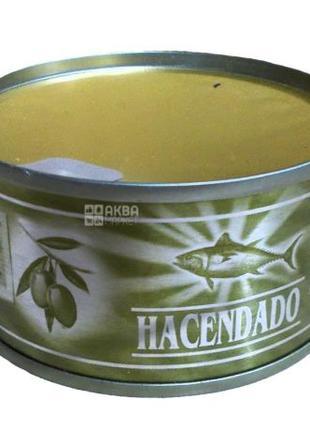 Тунец в оливковом масле.Вес 80 грам.Испания.