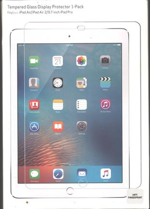 Защитное стекло Verizon iPad Air / Air 2 / Pro 2017