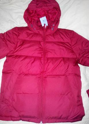 Супер-офигенная зимне-теплая куртка-пуховик