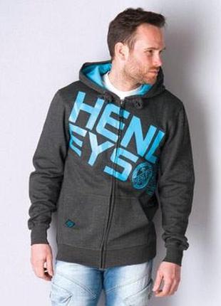 Олимпийка (спортивная кофта, hoodie) от henleys, uk