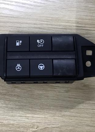 Кнопка открытия лючка порта зарядки Nissan Leaf 2018 25198-5SA0A