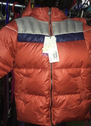 Новий пуховик, куртка зима Snowimage 3-5 роки