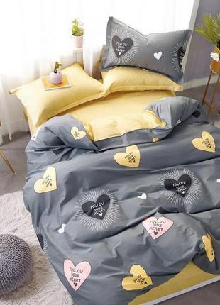 Комплект постельного белья  евро skl77-294285