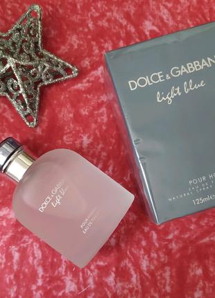Идеальный парфюм для мужчин Light Blue pour Homme