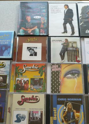 DVD-CD Smokie / Chris Norman