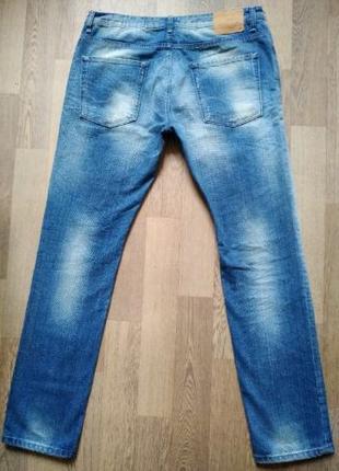 Винтажные джинсы Originals by Jack&Jones 36/34