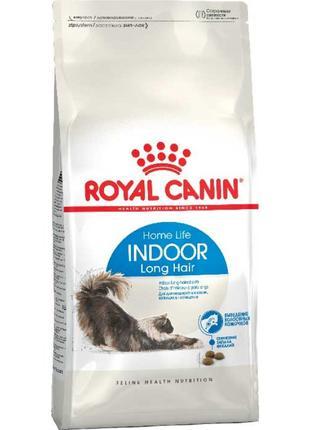 Корм для кошки Royal  Canin Indoor Long Hair, 10 кг