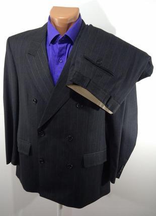 Деловой костюм размер 50