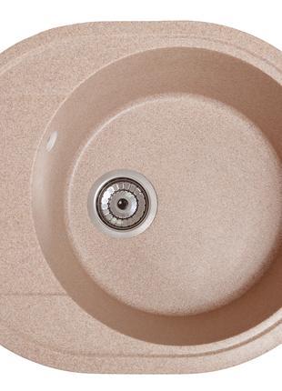 Гранитная кухонная мойка Solid