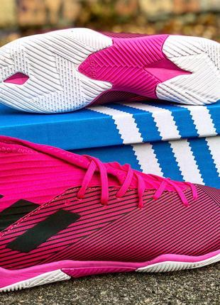 Футзалки Adidas Nemeziz 2019 new collection с носком