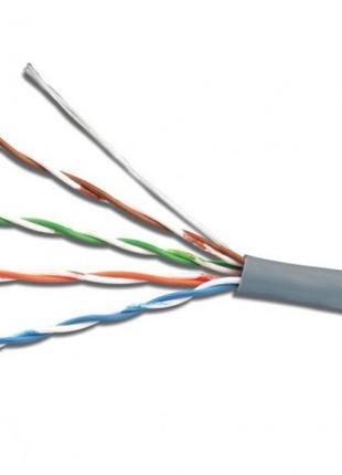 Кабель для интернета Cordex CCA UTP indoor 4 Pair. Cat 5e, 12 м