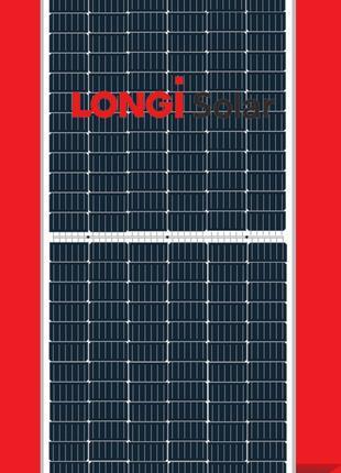 Солнечная панель Longi Solar Mono PERC Half Cell 425 Вт.