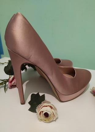 Шелк пудовый розовый жемчужно-розовый новый год корпоратив фот...