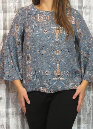 Блуза с длинным рукавом 12 размер большой выбор одежды по дост...