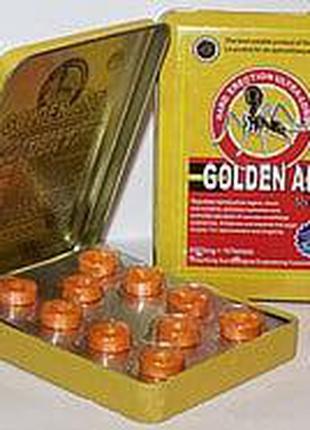 Таблетки для потенции Золотой муравей (Golden Ant) бублик.