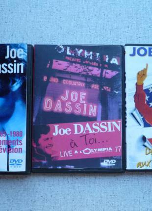 DVD Joe Dassin