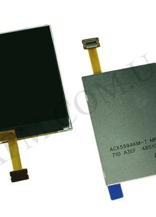 Дисплей (LCD) Nokia 5000/ 5130c/ 3610f/ 5220/ 2730/ 3600/ 7210...