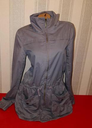 Женская коттоновая куртка парка бренд rip curl