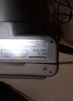Компактный Цифровой фотоаппарат Panasonic Lumix DMC-FZ8