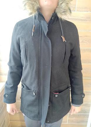 Куртка шерстяная bellfield