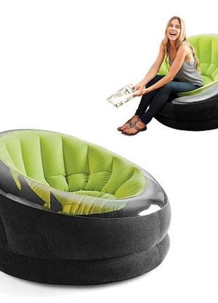 Надувное кресло Intex (3 цвета)