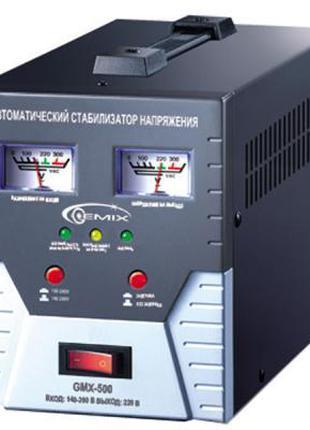 Стабилизатор напряжения малой мощности GEMIX GMX-500