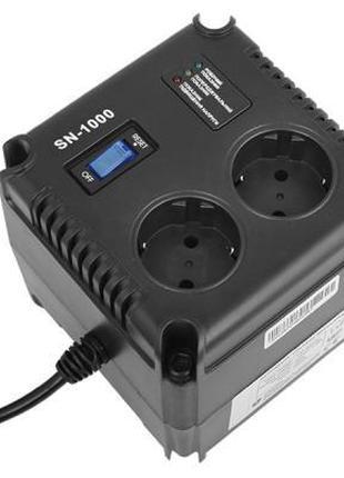 Стабилизатор напряжения автоматический GEMIX SN-1000