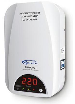 Стабилизатор напряжения GEMIX SW-5000