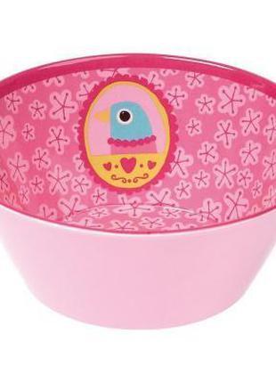 Набор детской посуды sigikid Тарелка глубокая Finky Pinky (247...