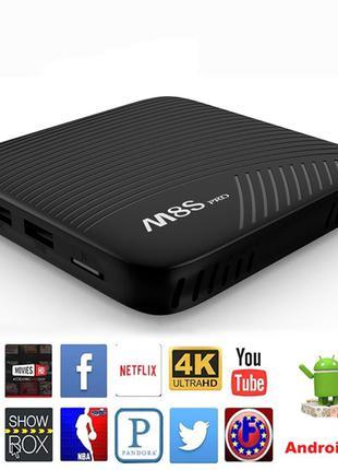 Android приставка MECOOL M8S PRO 2/16Гб, Smart TV Box (медиапл...