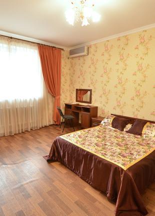 Посуточно уютная квартира класса люкс на улице Соборная!