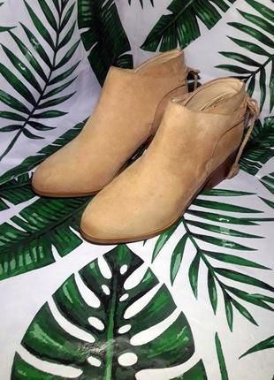Sale до -90 % 🖤 актуальные замшевые челси, ботинки, ботильоны