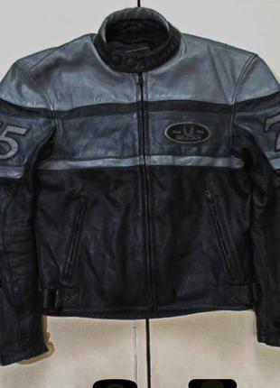 Belstaff кожаная куртка размер 50