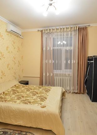 Посуточно 2-х комнатная квартира-люкс в самом центре города!