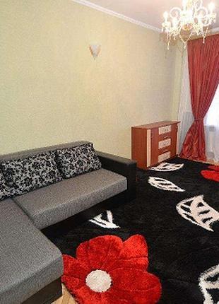 Посуточно замечательная 2-х комнатная квартира в центре!