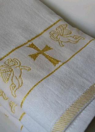 Крыжма, полотенце для крещения (крестин) детское