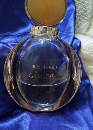 Парфюмированная вода bvlgari goldea, пробник 5 мл