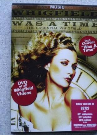 DVD-mp3 Whigfield (mp3 + Videos clips dvd)
