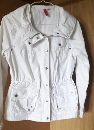 Ветровка, куртка, пиджак, хлопок H&M
